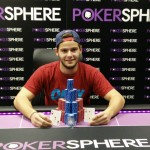 Nicolas, vainqueur de la Big Week of Poker